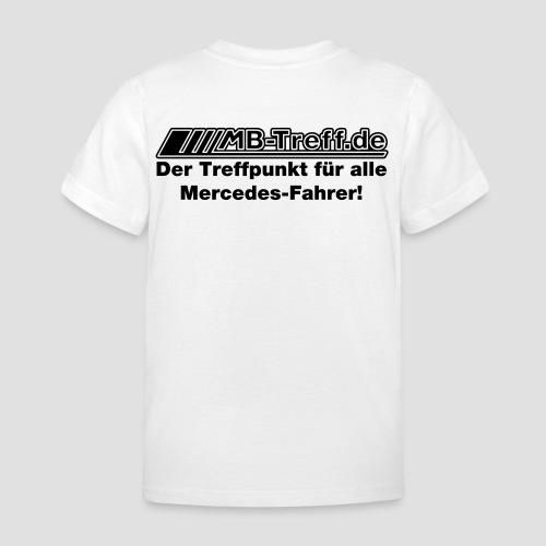 Treffpunkt flock optimiert - Kinder T-Shirt