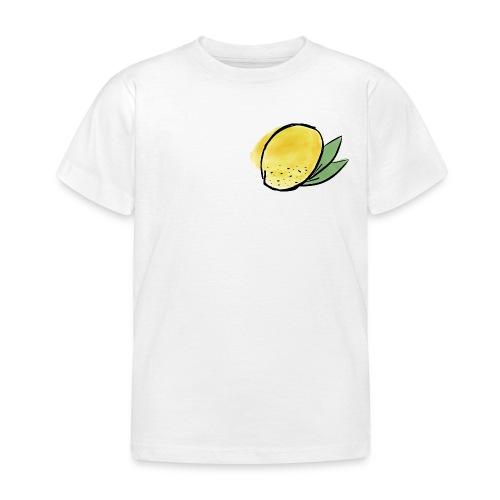 Lemon Heart - Lasten t-paita