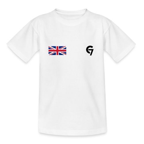 1024px Flag of the United Kingdom svg png - Kids' T-Shirt