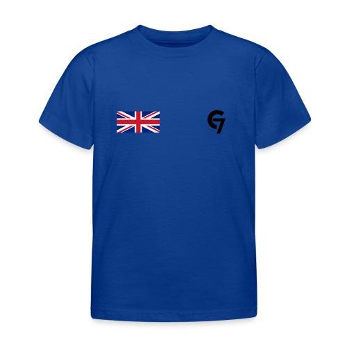 1024px Flag of the United Kingdom svg png - Kids' T-Shirt