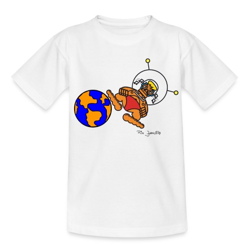 SPACEMEN - Kinder T-Shirt