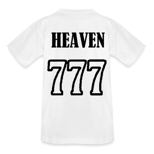 heaven - T-shirt Enfant