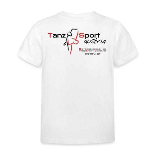 Logo OTSV V1 Austria sehr - Kinder T-Shirt
