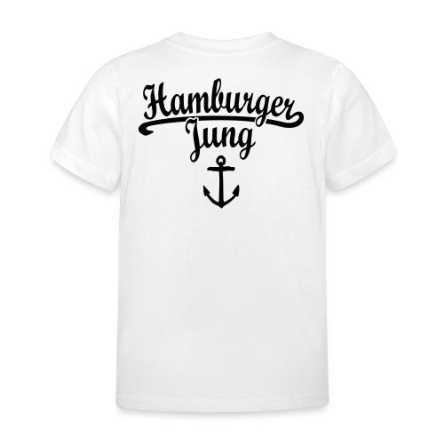 Hamburger Jung Klassik Hamburg - Kinder T-Shirt