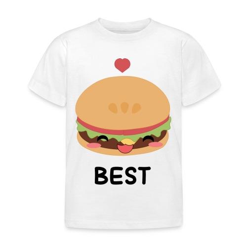 hamburger - Maglietta per bambini