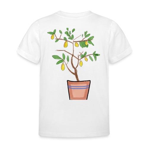 Lemon tree - Lasten t-paita