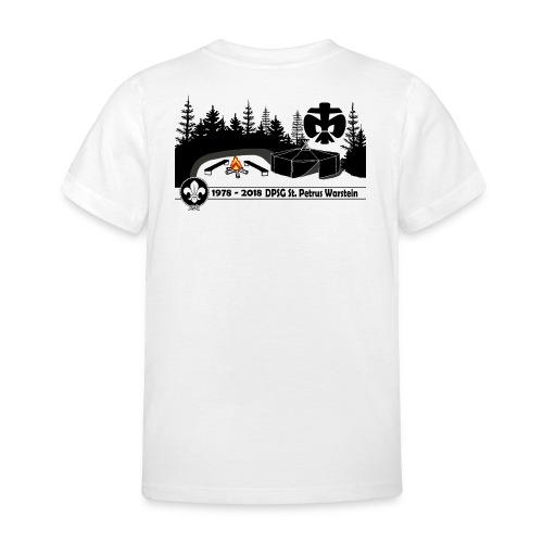 40-Jubiläum - Kinder T-Shirt