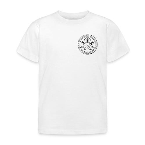gif Sammuel Kwok logo white png - Kids' T-Shirt