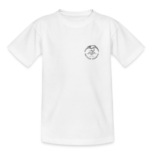 kranichlogo - Kinder T-Shirt