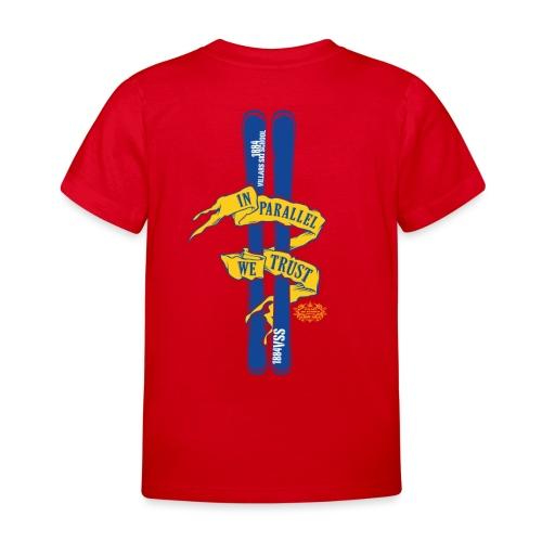 Logo parallele 1 png - T-shirt Enfant