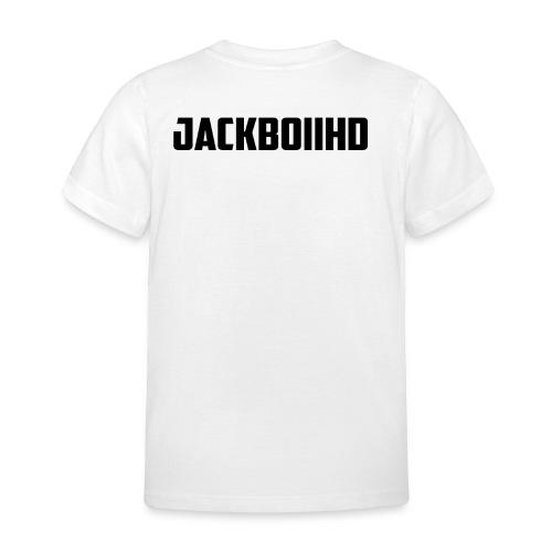 JackBoiiHD - Kids' T-Shirt