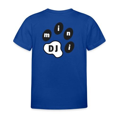 DJMini Logo - Børne-T-shirt