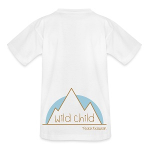Teddy.Kidswear. – wild child - Kinder T-Shirt