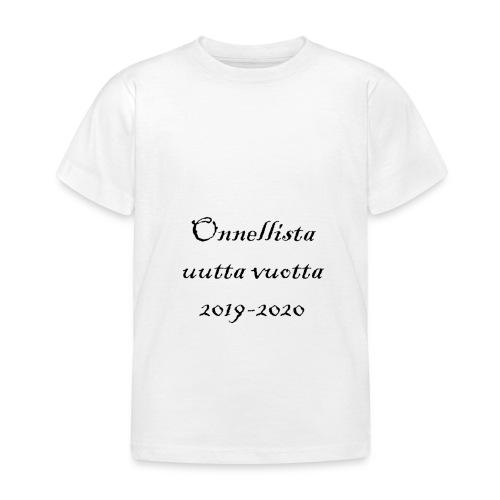 Jouluinen - Lasten t-paita