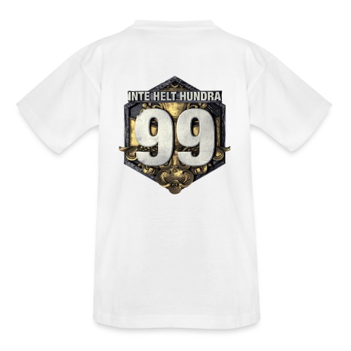 99 logo t shirt png - T-shirt barn