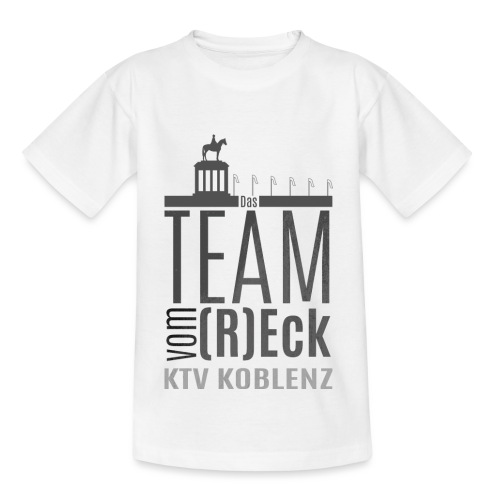 Shirt_Logo_2016_grau - Kinder T-Shirt