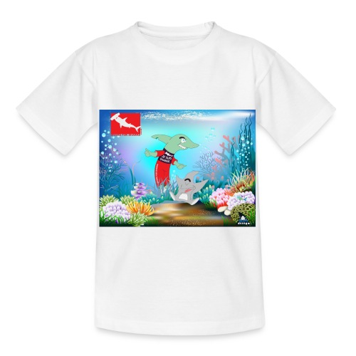 jesuis sharkie jpg - Camiseta niño
