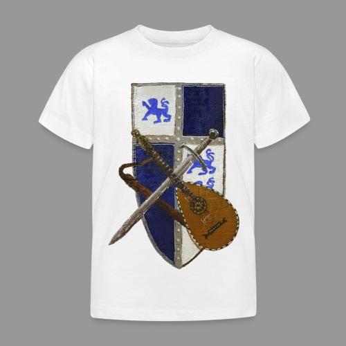vonardingen_wappen - Kinder T-Shirt