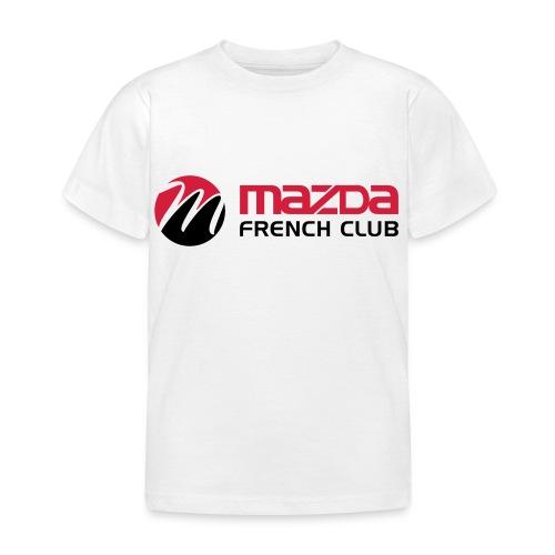 mazda french club - T-shirt Enfant