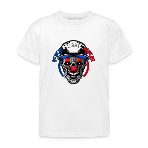 Frenchcore Clown - Kinder T-Shirt