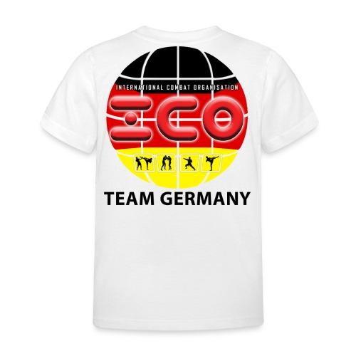 wkc germany logo 2017 - Kinder T-Shirt