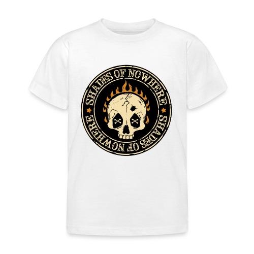 tpaitaa4mustapallo - Lasten t-paita