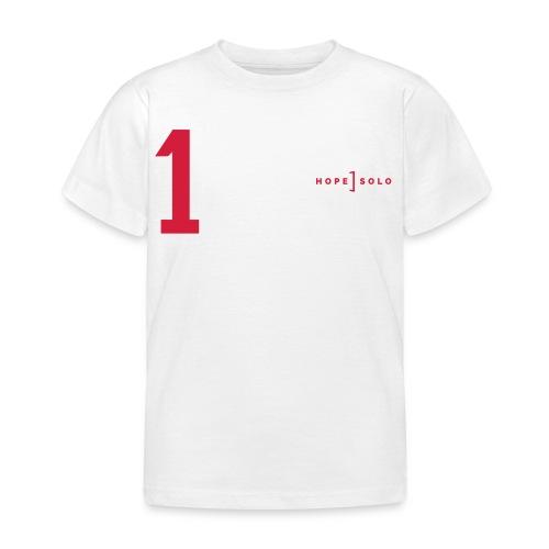 1 kids long sleeve - Kids' T-Shirt