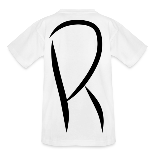 The big R - T-shirt Enfant