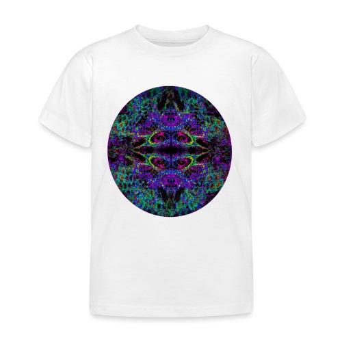Psychedelic Mandala II - Kinder T-Shirt