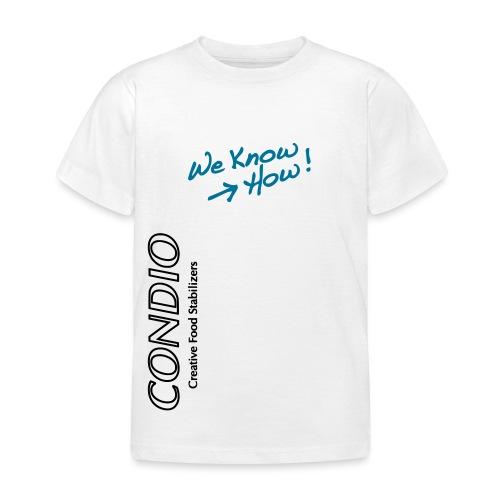 Condio Logo - Kids' T-Shirt