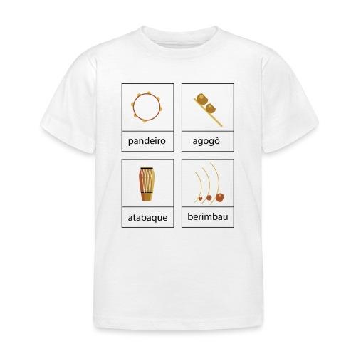 In stru men tos - Kids' T-Shirt