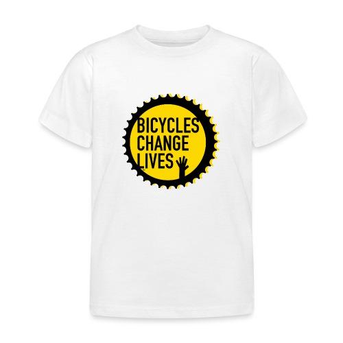 BCL Yellow Cog - Kids' T-Shirt