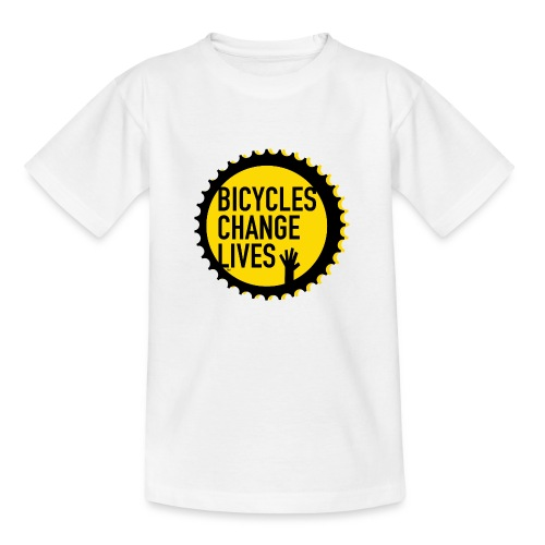BCL Yellow Cog - Kids' T-Shirt