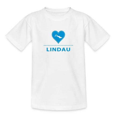 bodensee.love-local.de | Love City Lindau - Kinder T-Shirt