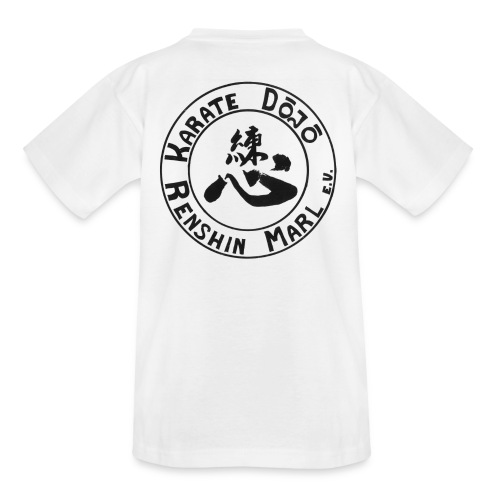 vereinslogo - Kinder T-Shirt