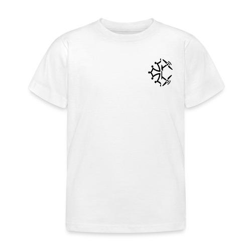 Classic Logo Black - T-shirt Enfant