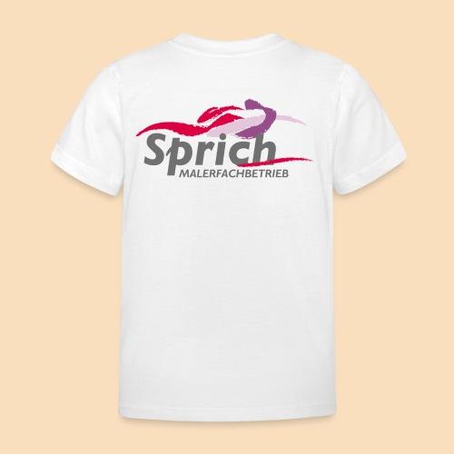 Sprich Logo - Kinder T-Shirt