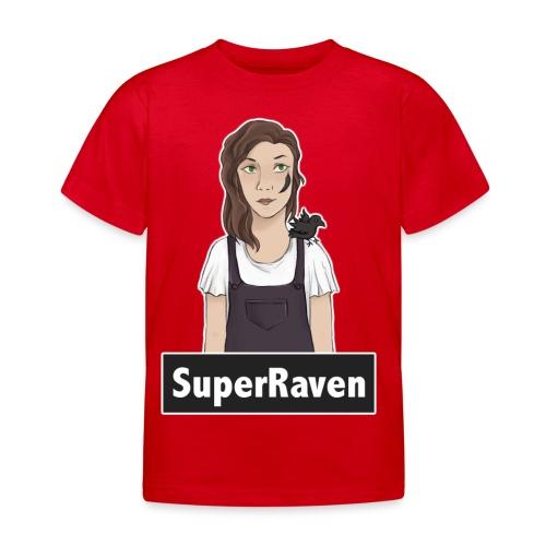 SuperRaven - Kids' T-Shirt