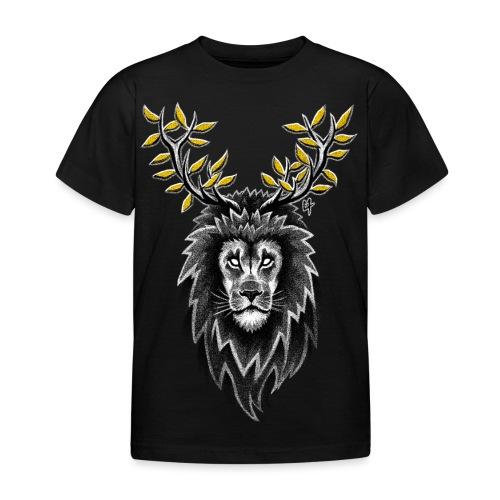 Deer Lion - Kids' T-Shirt