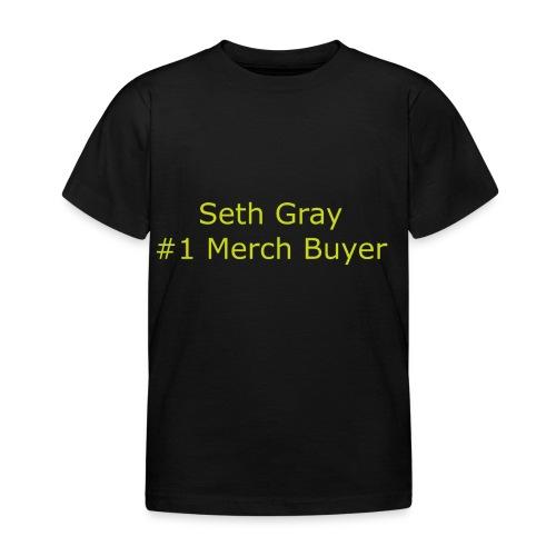 First Merch Buyer - Kids' T-Shirt