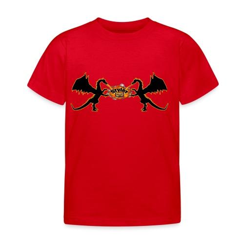 Styler Draken Design - Kinderen T-shirt