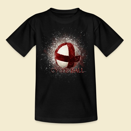 Radball | Cycle Ball - Kinder T-Shirt