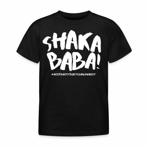 shaka - Lasten t-paita