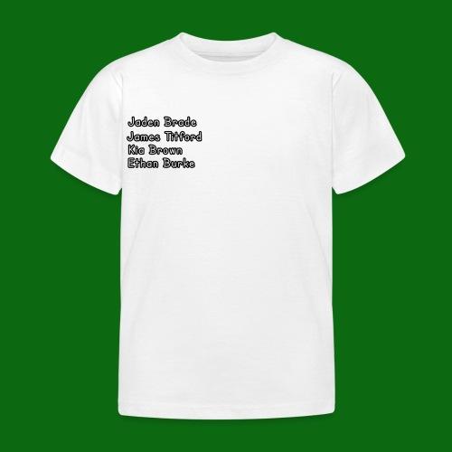 Glog names - Kids' T-Shirt