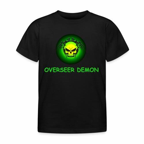 Official Overseer Demon - Kids' T-Shirt
