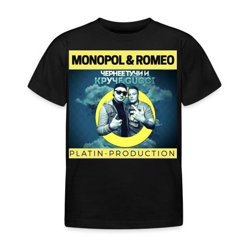 MONOPOL & ROMEO - Kinder T-Shirt