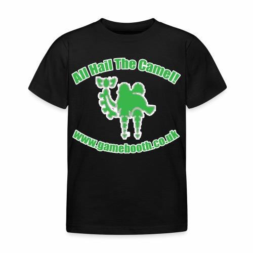 All Hail The Camel! - Kids' T-Shirt