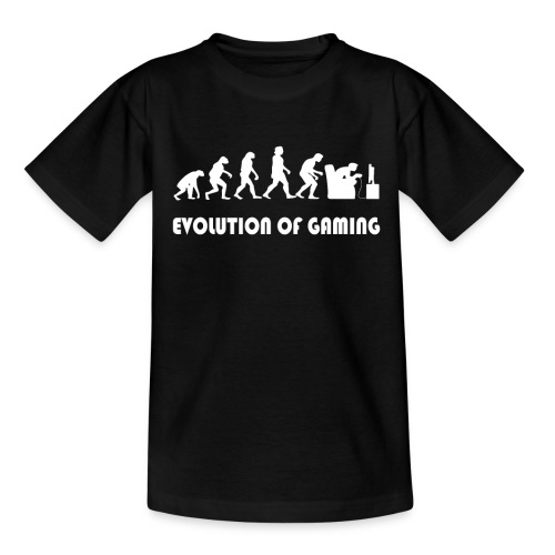 Evolution of Gaming - Kinder T-Shirt