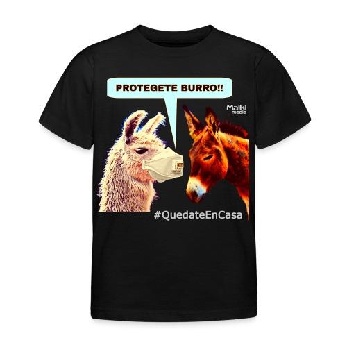 PROTEGETE BURRO - Kinder T-Shirt