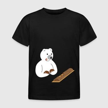 tragen gierig - Kinder T-Shirt
